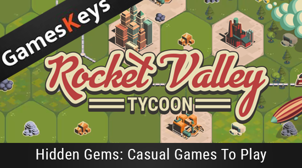 GamesKeys: Hidden Gems