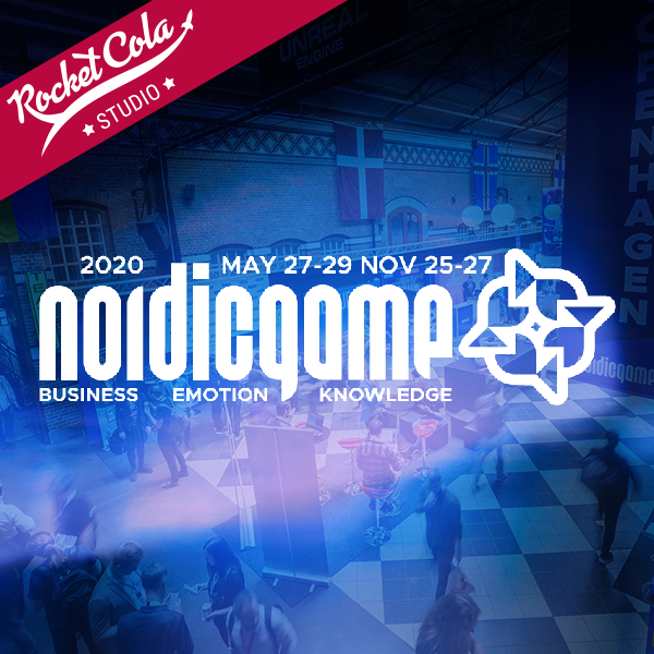 RCS at Nordic Game 2020 and 2020+